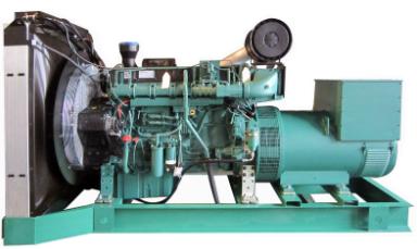 如何科学柴油发电机组在机房内运行时散热排放系统呢?