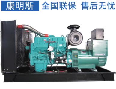 浅谈柴油发电机组的构造与工作原理