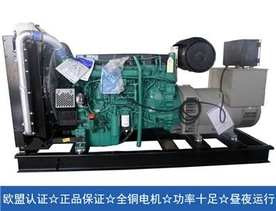 柴油发电机组具有哪些良好的性能?