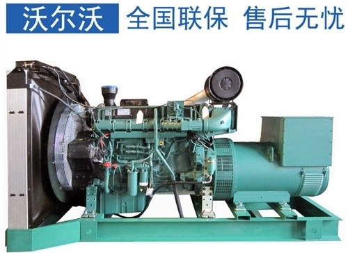 康明斯发电机组排气黑烟容易在高负荷时发生
