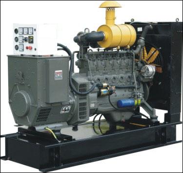 120KW道依茨系列柴油发电机