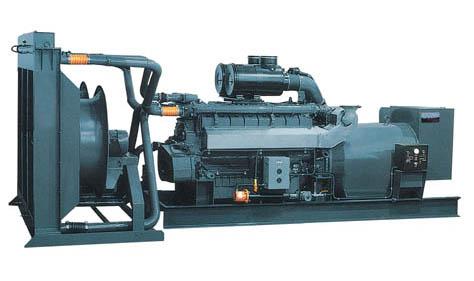 1250KW道依茨柴油发电机组