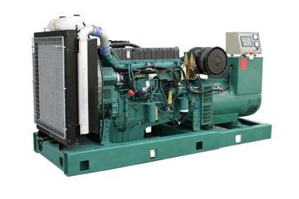 上海200K沃尔沃柴油发电机组