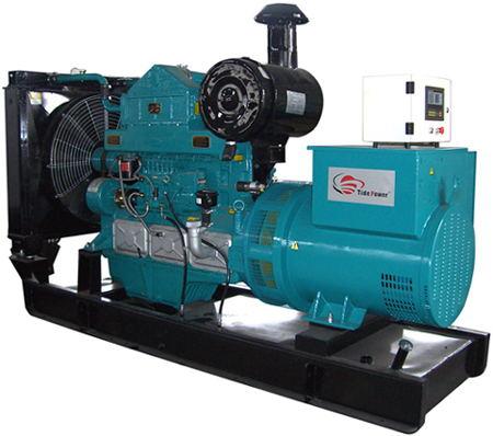 200KW上海帕欧柴油发电机组