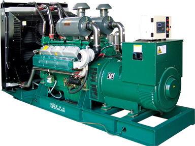 800KW无动柴油发电机组