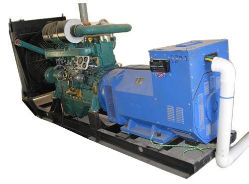150KW无动柴油发电