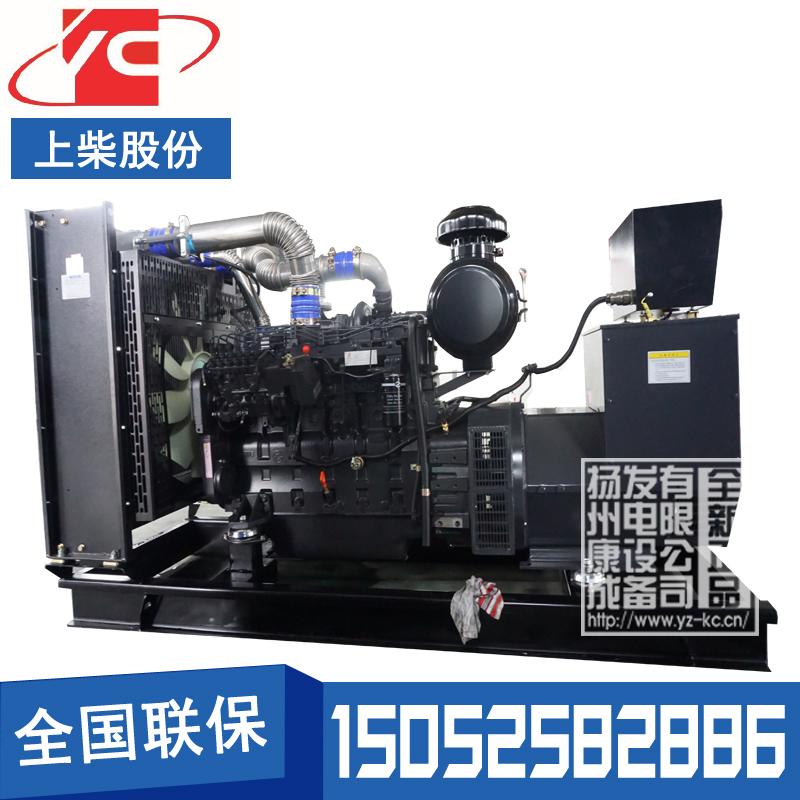 150KW柴油发电机组上柴SC8D250D2