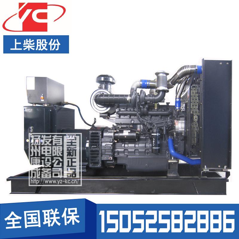 200KW柴油发电机组上柴SC9D310D2