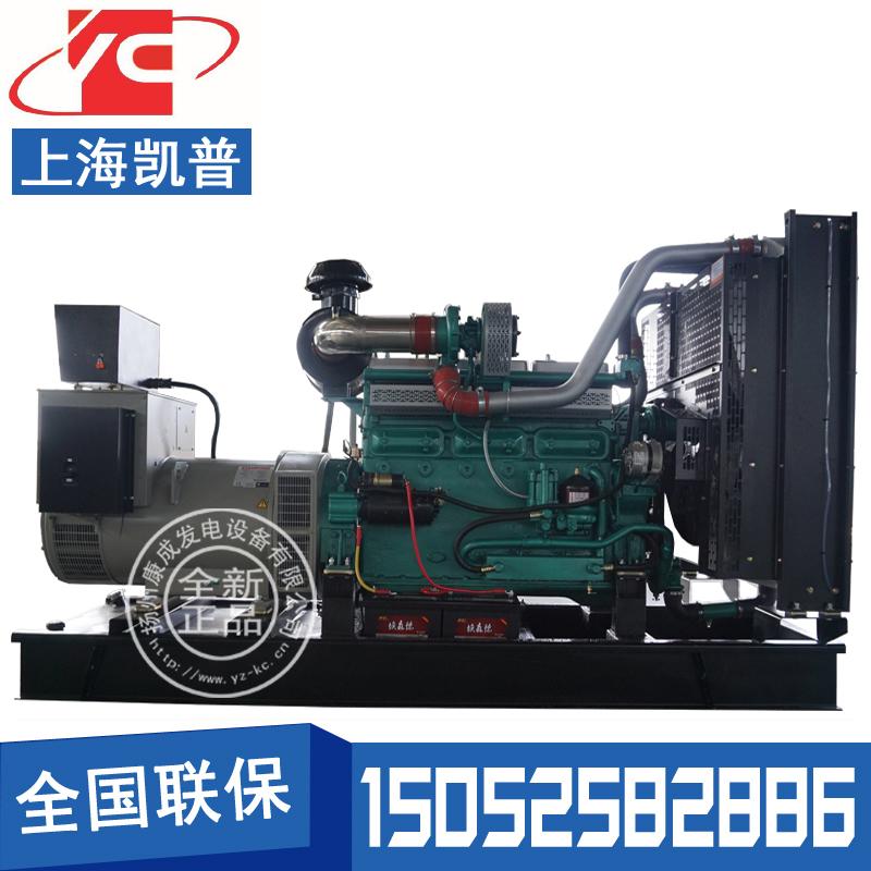 400KW柴油发电机组凯普KP425