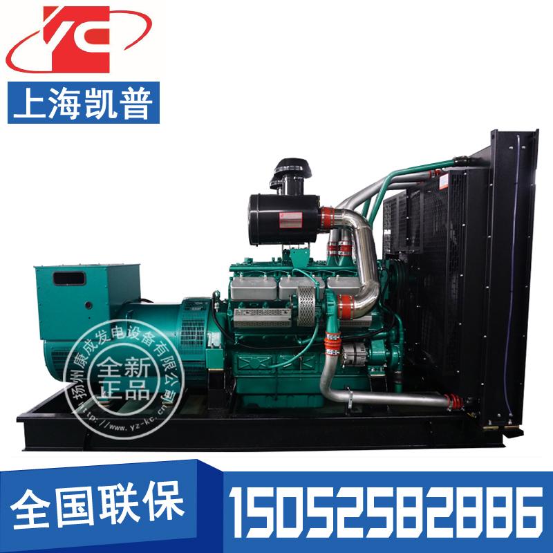 600KW柴油发电机组凯普KPV610