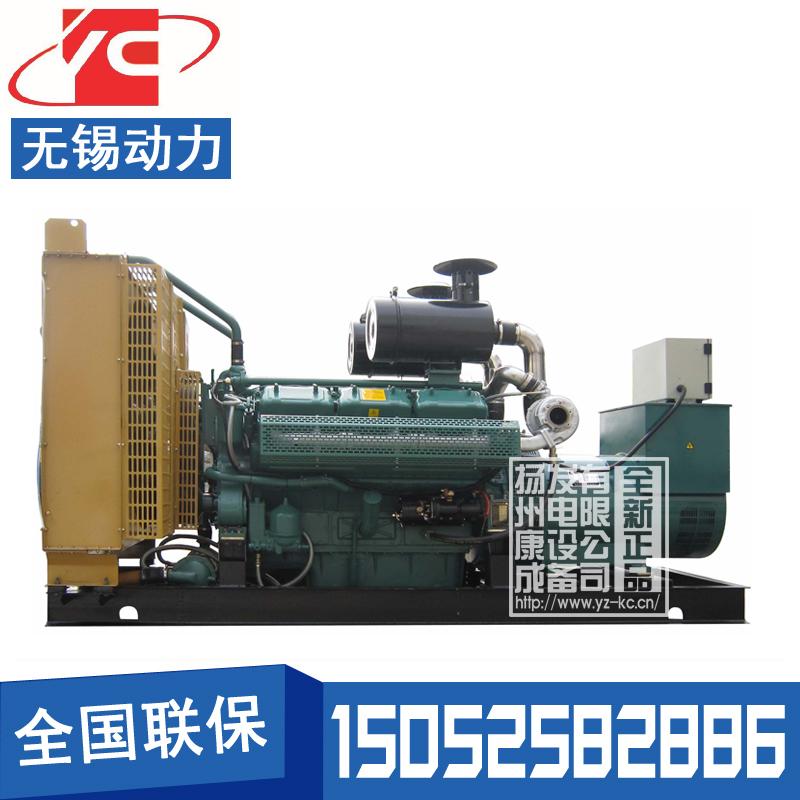 350KW柴油发电机组无锡动力WD269TD33