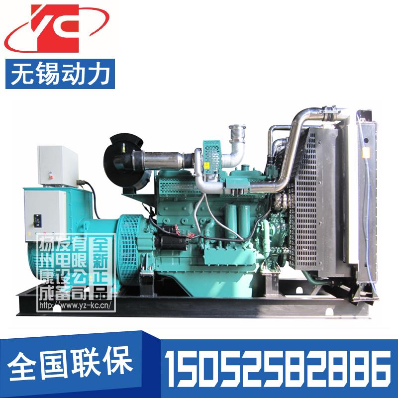 150KW柴油发电机组无锡动力WD129TD16