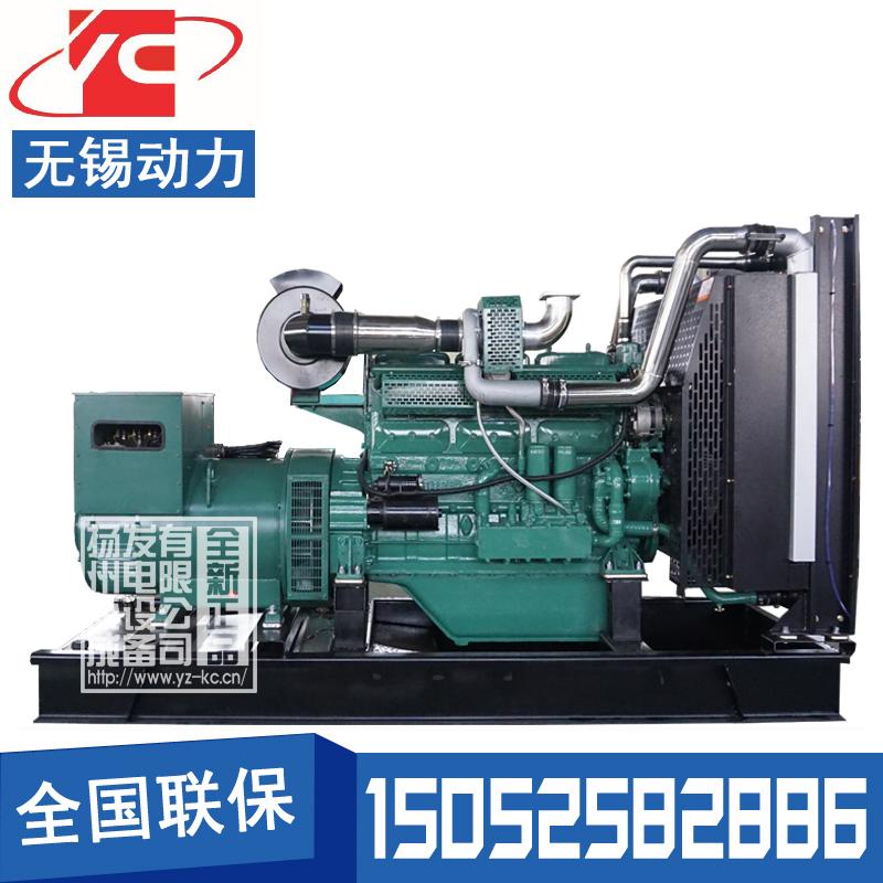 200KW柴油发电机组无锡动力WD129TAD23