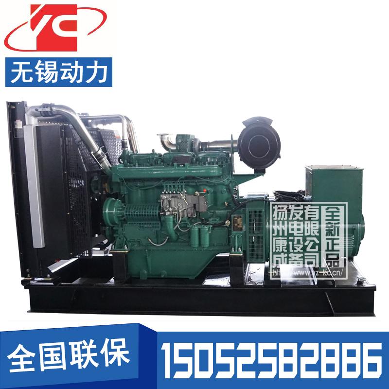 200KW柴油发电机组无锡动力WD129TAD19