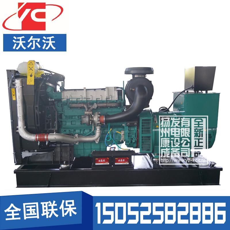 120KW柴油发电机组沃尔沃TAD731GE