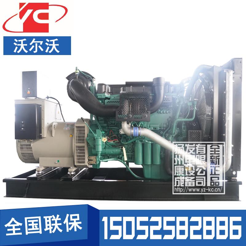 300KW柴油发电机组沃尔沃TAD1343GE