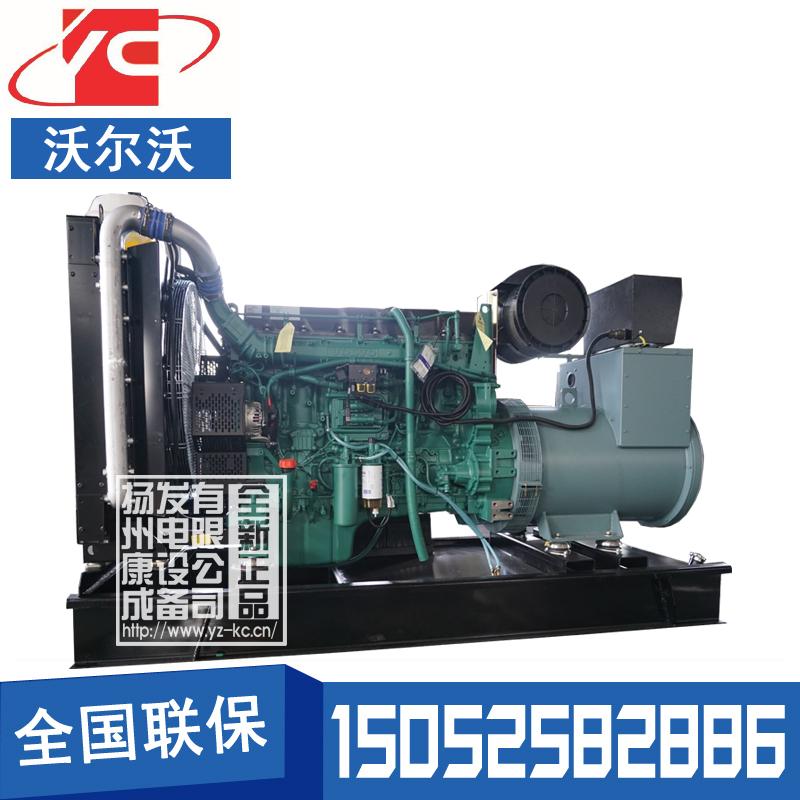 上海350KW柴油发电机组沃尔沃TAD1344GE