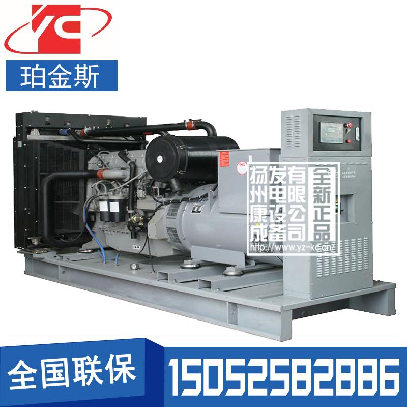 1000KW柴油发电机组珀金斯4012-46TWG3A