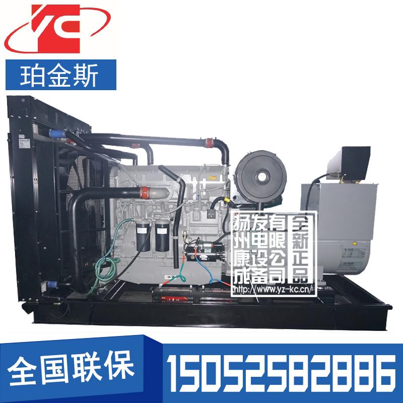 500KW柴油发电机组珀金斯2806A-E18TAG2