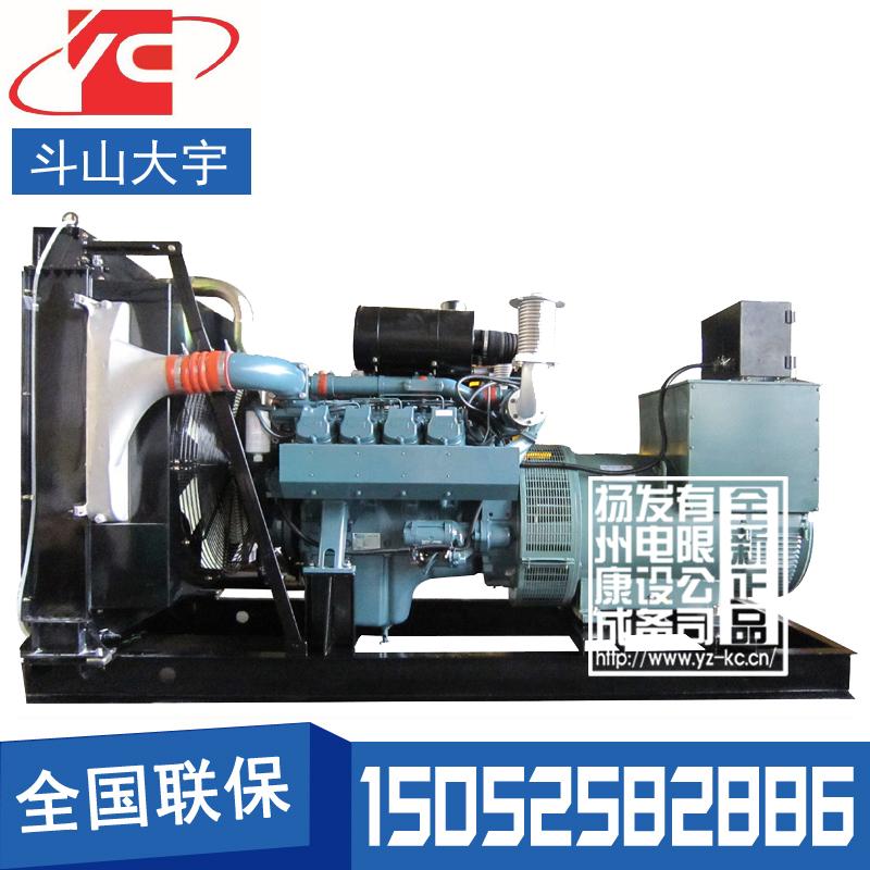 350KW柴油发电机组韩国斗山大宇P158LE