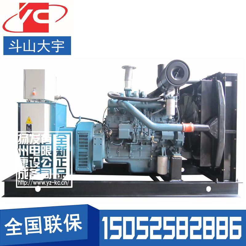 150KW柴油发电机组韩国斗山大宇P086TI-1