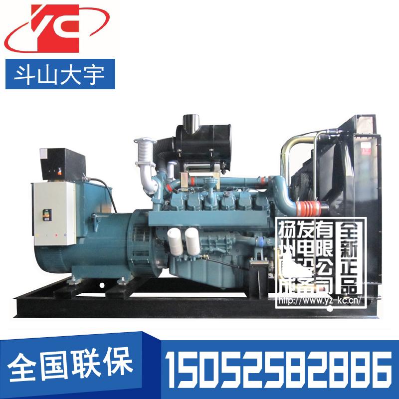 700KW柴油发电机组韩国斗山大宇DP222LC