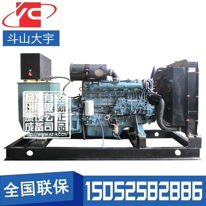 100KW柴油发电机组韩国斗山大宇D1146T