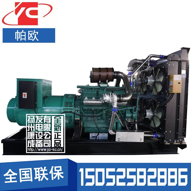 2200KW柴油发电机组通柴帕欧NCG16V3290