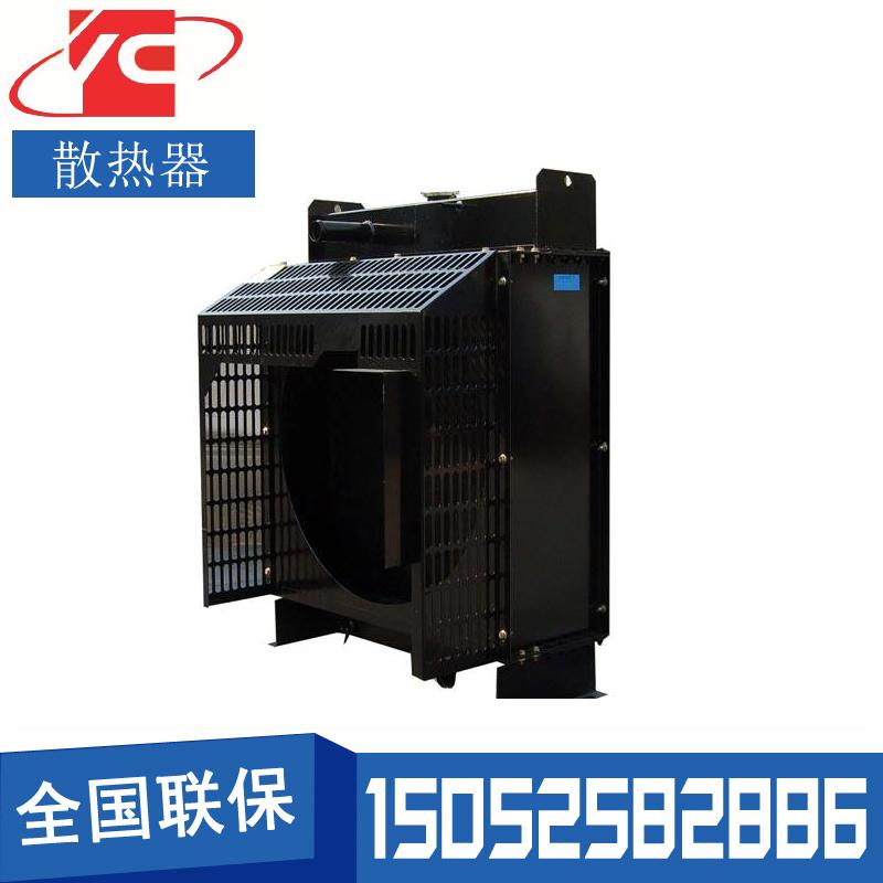 上海济柴柴油发电机组散热器 水箱
