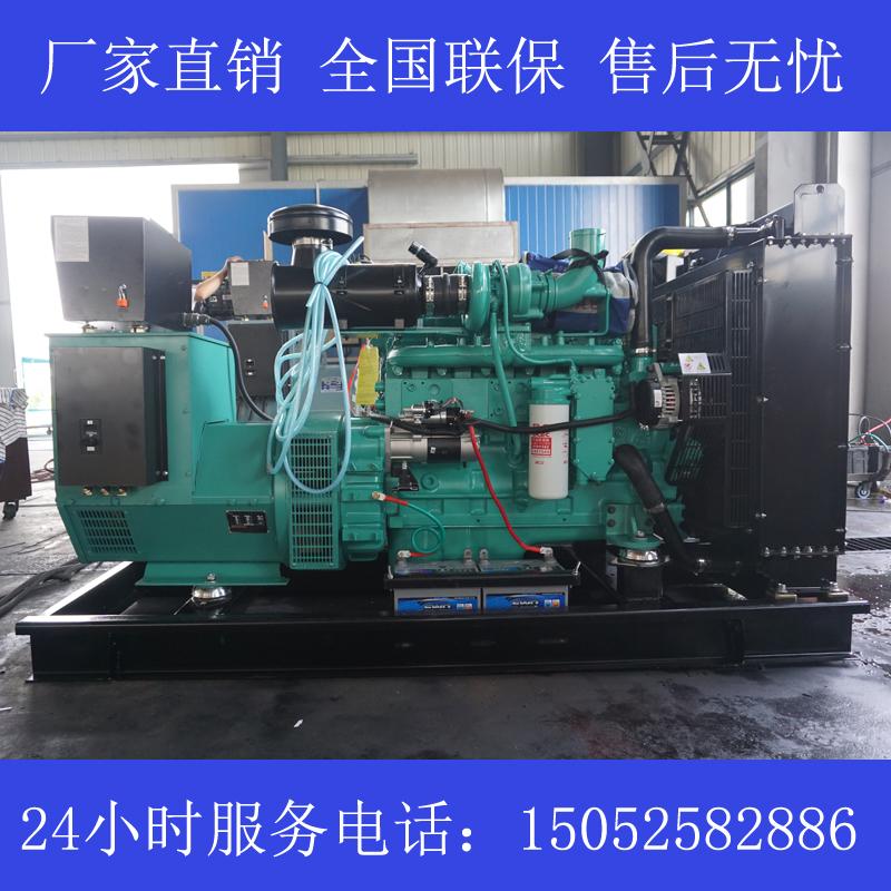 150KW康明斯6CTA8.3-G2发电机价格