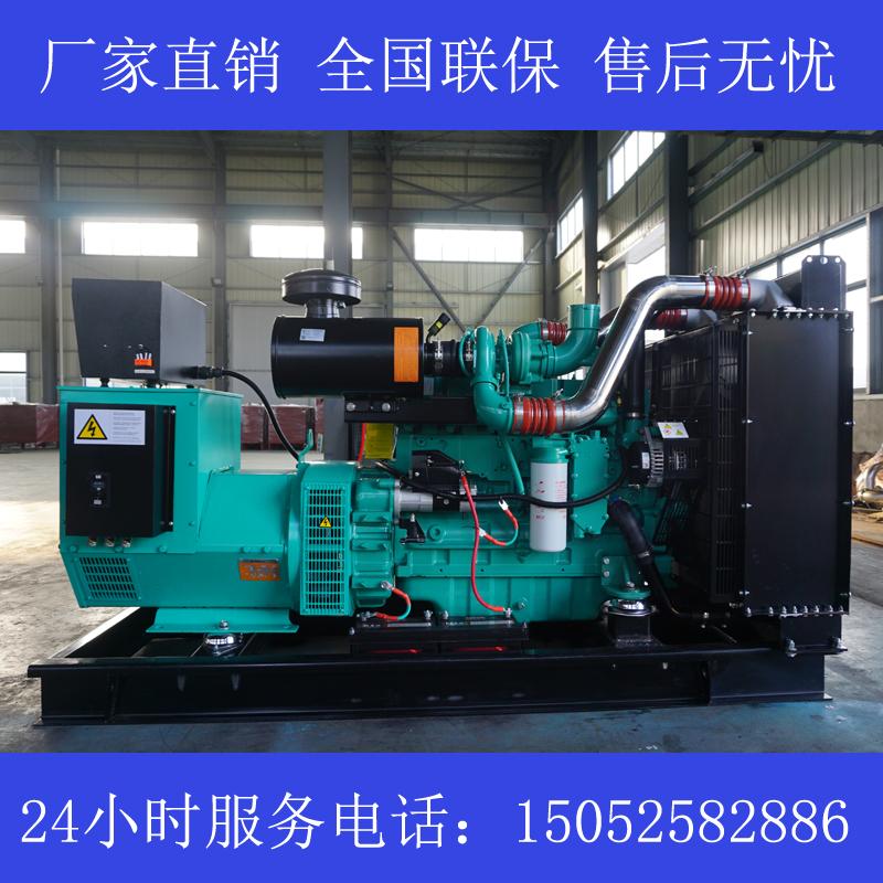 160KW康明斯6CTAA8.3-G2发电机价格