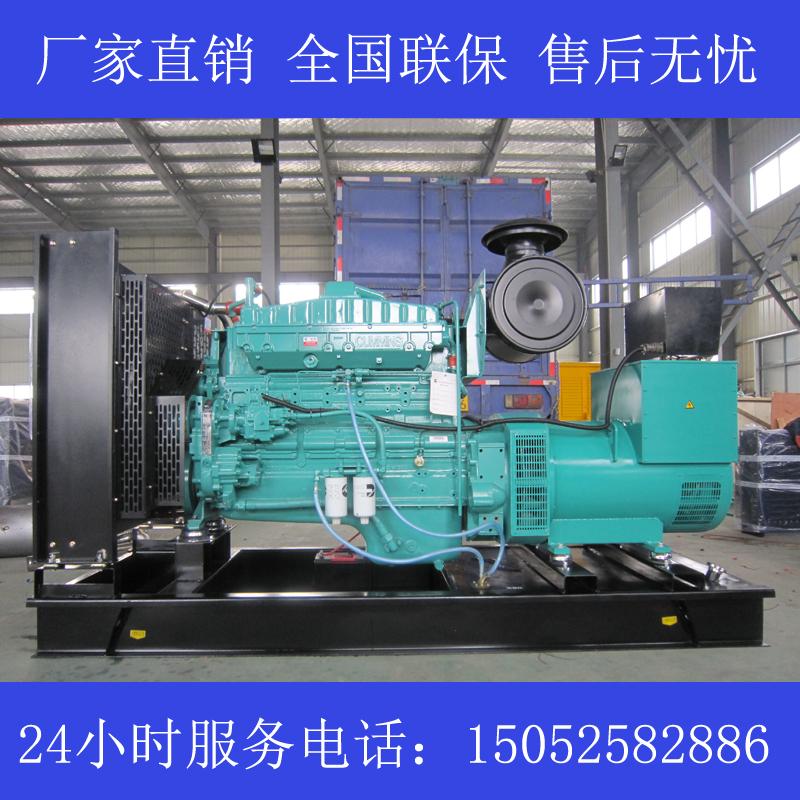 上海250KW康明斯NT855-G1A发电机价格
