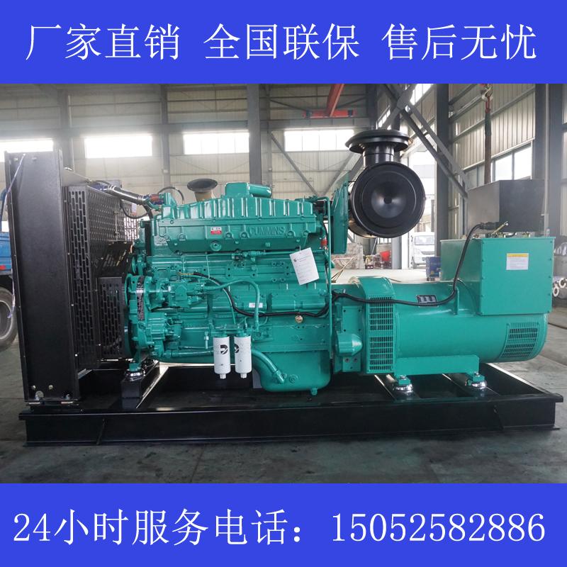 上海300KW康明斯NT855-G4发电机价格