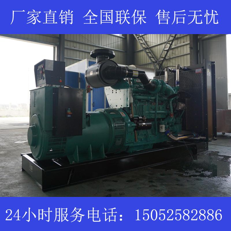 400KW康明斯KTA19-G3A发电机价格