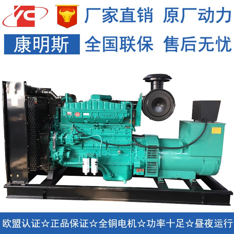 300KW柴油发电机组康明斯NTA855-G2A