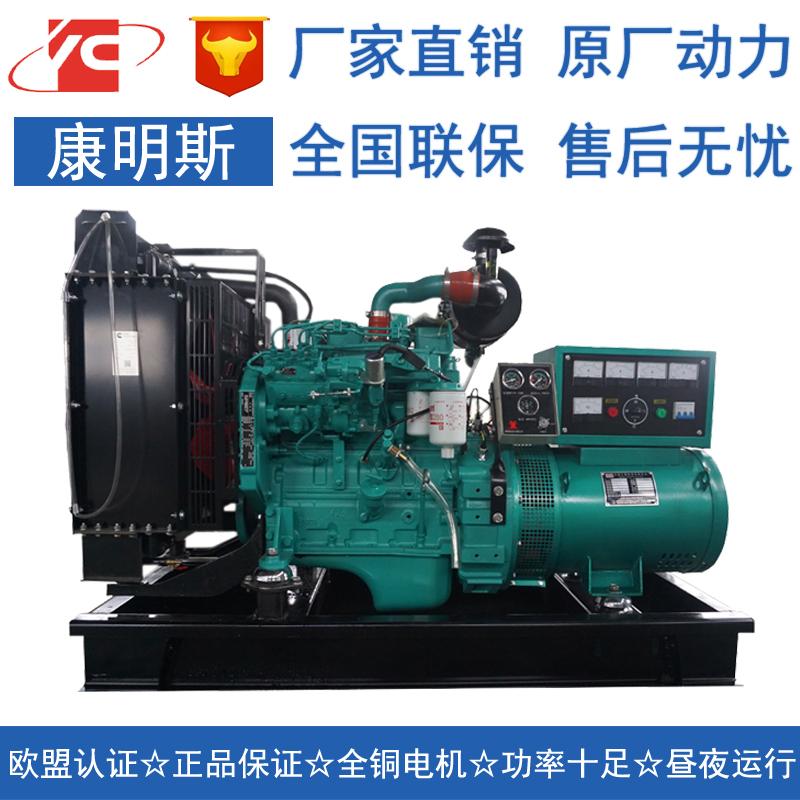 天津20KW柴油发电机组东风康明斯4B3.9-G1