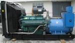 600KW无动柴油发电机组