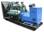 400KW无动柴油发电机组