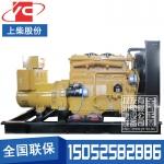 100KW柴油发电机组上柴6135AD-3