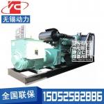 200KW柴油发电机组无锡动力WD135TD19