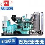 250KW柴油发电机组无锡动力WD129TDA25