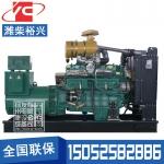 150KW柴油发电机组潍柴裕兴R6108IZLD