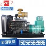 150KW柴油发电机组潍柴裕兴R6110IZLD