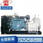 250KW柴油发电机组韩国斗山大宇P126TI-II