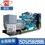 250KW柴油发电机组通柴帕欧TCR250
